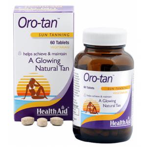 Oro-Tan · Health Aid · 60 comprimidos