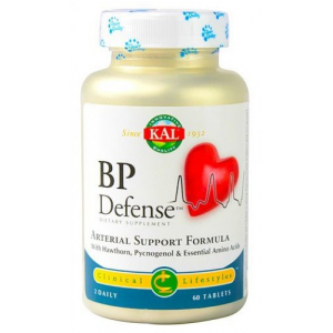 BP Defense · KAL · 60 comprimidos