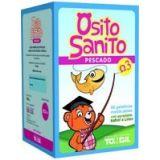 Osito Sanito Pescado Omega 3 · Tongil · 50 perlas