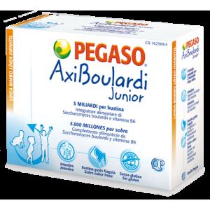 AxiBoulardi Junior · Pegaso · 14 sobres
