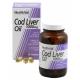 Aceite de Hígado de Bacalao · Health Aid · 60 perlas