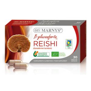 Reishi BIO · Marnys · 30 cápsulas