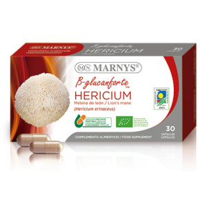 Hericium BIO · Marnys · 30 cápsulas