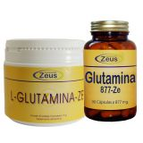 L-Glutamina Ze · Zeus