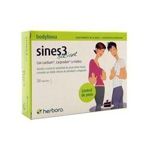 Sines3 Saciant · Herbora · 20 cápsulas