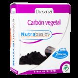 Carbón Vegetal · Drasanvi · 60 cápsulas