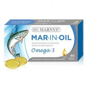 MAR-IN-OIL Omega 3 · Marnys