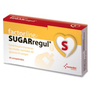 Factorline SugarRegul · Pharmadiet · 30 comprimidos