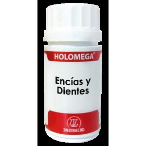 Holomega Encias y Dientes · Equisalud · 50 cápsulas