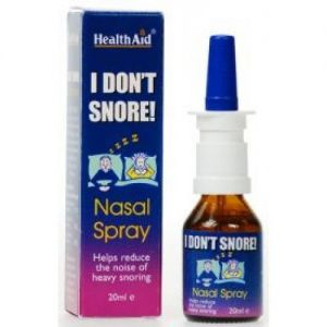 I Don't Snore · Health Aid · 20 ml