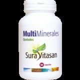 Multi Minerales Quelados · Sura Vitasan · 90 cápsulas
