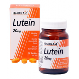 Luteína 20 mg · Health Aid · 30 comprimidos