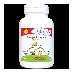 Omega 3 Peques · Sura Vitasan · 120 perlas