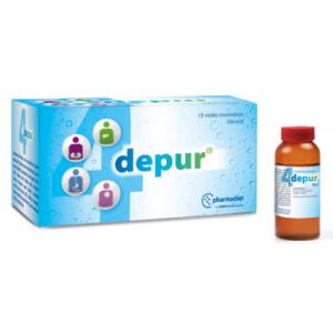 4 Depur · Pharmadiet · 15 viales