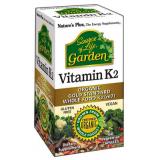 Vitamina K2 Garden · Nature's Plus · 60 cápsulas