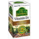 Vitamina D3 Garden · Nature's Plus · 60 cápsulas