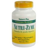 Nutri-Zyme · Nature's Plus · 90 comprimidos