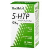 5-HTP 50 mg · Health Aid · 60 comprimidos