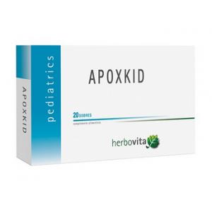 Apoxkid · Herbovita · 20 sobres