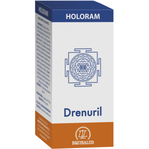 Holoram Drenuril · Equisalud · 60 cápsulas