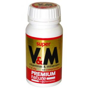 Super V&M · Pinisan · 60 comprimidos