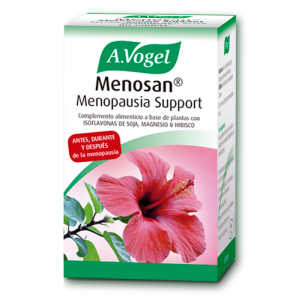 Menosan Menopausia Support · A.Vogel · 60 comprimidos