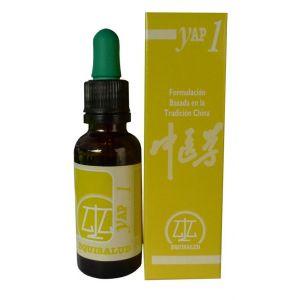 Yap 1 - Bazo y Estómago · Equisalud · 31 ml