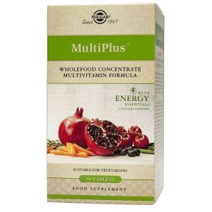 MultiPlus Energy · Solgar · 90 comprimidos