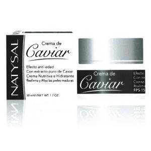 Crema de Caviar · Natysal · 50 ml