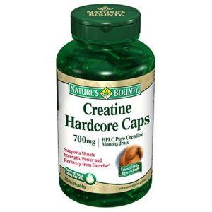 Creatina · Nature's Bounty · 120 cápsulas