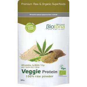 Veggie Protein · Biotona · 300 gramos
