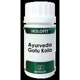Holofit Ayurveda Gotu Kola · Equisalud · 50 cápsulas