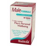 Male Formula · Health Aid · 30 comprimidos