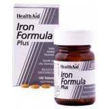 Hierro Complex · Health Aid · 100 comprimidos