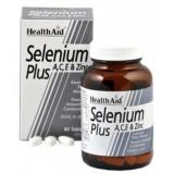 Selenio Plus · Health Aid · 60 comprimidos