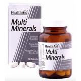 Multiminerales · Health Aid · 30 comprimidos