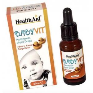 BabyVit Gotas · Health Aid · 25 ml