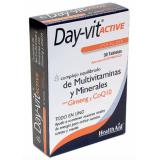 Day-Vit Active · Health Aid · 30 comprimidos