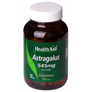 Astragalo · Health Aid · 60 comprimidos