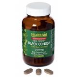 Cimicifuga Racemosa · Health Aid · 60 comprimidos