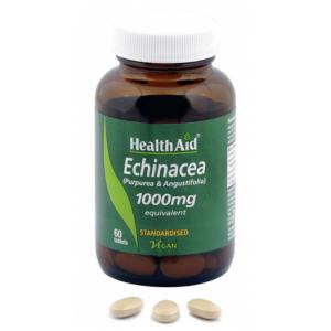 Echinacea Complex · Health Aid · 60 comprimidos