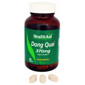 Dong Quai · Health Aid · 60 comprimidos