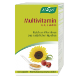 Multivitamin Poliáceas · A.Vogel · 60 perlas