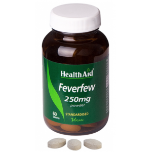 Matricaria (Tanaceto) · Health Aid · 60 comprimidos