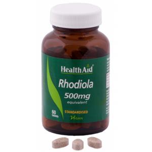 Rhodiola · Health Aid · 60 comprimidos