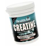 Creatina (Monohidrato) · Health Aid · 200 gramos