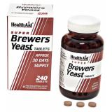 Levadura de Cerveza · Health Aid · 240 comprimidos