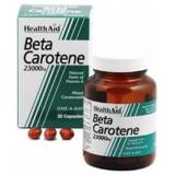 Betacaroteno Natural · Health Aid · 30 cápsulas