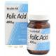 Ácido Fólico 400 mcg · Health Aid · 90 comprimidos