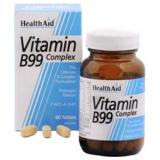 Complejo B99 · Health Aid · 60 comprimidos